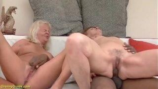 A két nagymami és a fekete bráner